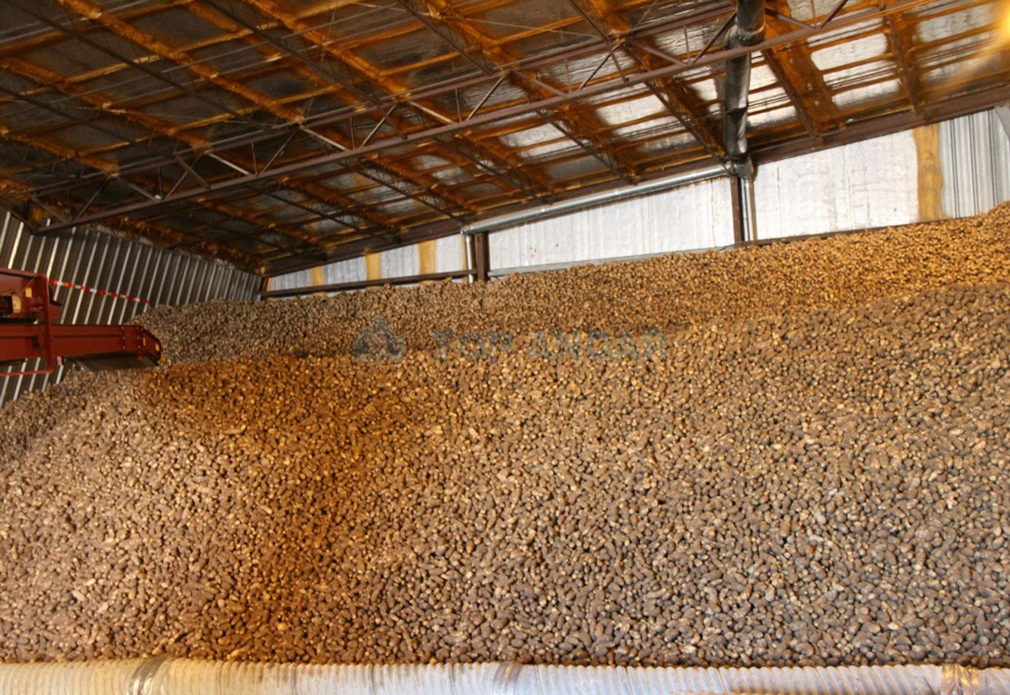 Картофелехранилище